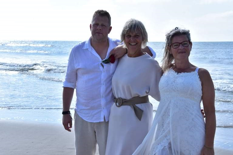 Bruiloft Sander en Christina